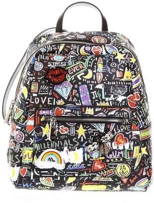 Gianni Chiarini Multicolor Gum Street Rubber Backpack