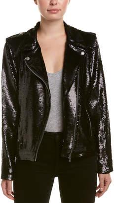 Diane von Furstenberg AS by As By Sequin Jacket