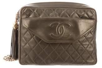 34b309009e12 Chanel Gold Top Zip Handbags - ShopStyle