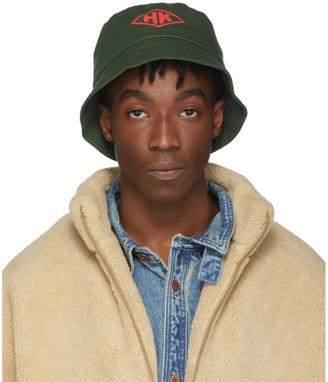 Han Kjobenhavn Green HK Bucket Hat