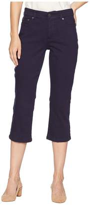 Chaps Stretch Cotton Twill Skinny Capri Pant Women's Casual Pants