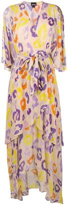 Just Cavalli kaftan dress
