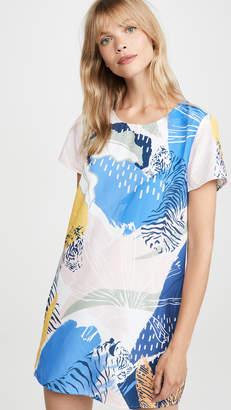 MinkPink Tiger Tee Dress