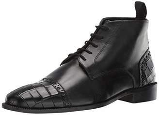 Stacy Adams Men's Franco Cap Toe Lace-Up Chukka Boot