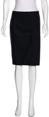 Kaufman Franco KAUFMANFRANCO Wool Pencil Skirt