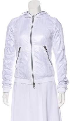 Duvetica Long Sleeve Zip-Up Jacket