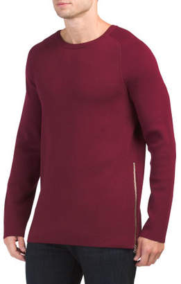Lakra Knit Crew Neck Sweater