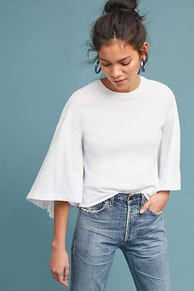 Citizens of Humanity Flutter-Sleeve Top