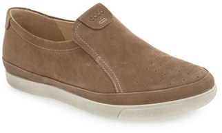 ECCO 'Damara' Slip-On Suede Loafer (Women) $139.95 thestylecure.com
