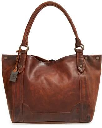 Frye Melissa Leather Shoulder Bag