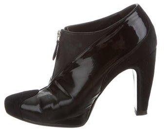 Balenciaga Balenciaga Lucy Pointed-Toe Booties