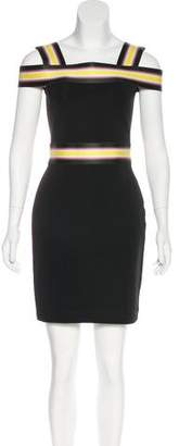 Christopher Kane Sleeveless Mini Dress
