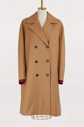 N°21 N 21 Goddard wool coat