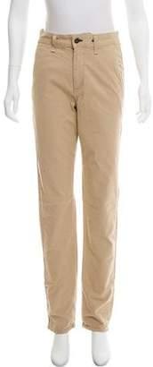 Rag & Bone High-Rise Khaki Pants