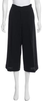 Amelia Toro High-Rise Wool Pants