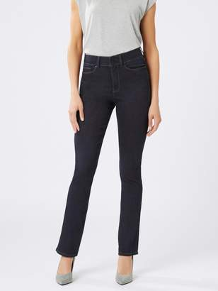 Jeanswest Tummy Trimmer Slim Straight Jeans Absolute Indigo