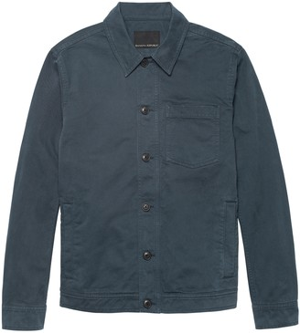 Banana Republic Utility Shirt Jacket