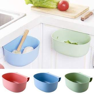 Nobrand No Brand Over the Cabinet Door Organizer Baskets Plastic Box Storage Containers for Kitchen