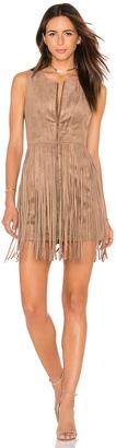 BCBGMAXAZRIA Hamiin Mini Dress $338 thestylecure.com