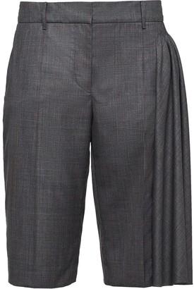 Prada Prince of Wales check shorts