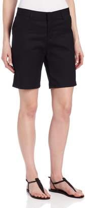 Dickies Women's Flat Front Short