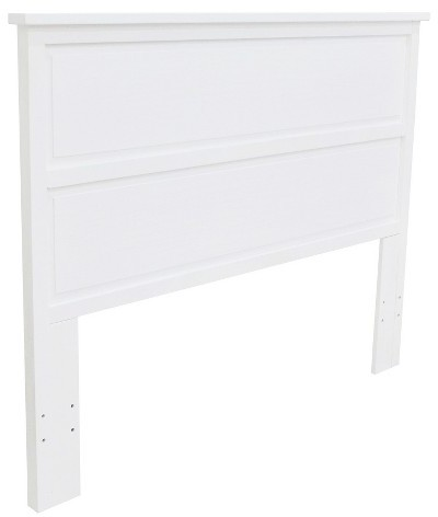 222 Fifth 222 Fifth Montauk Full/Queen Headboard - White
