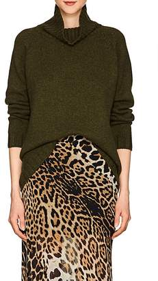 Barneys New York Women's Oversized Cashmere Turtleneck Sweater