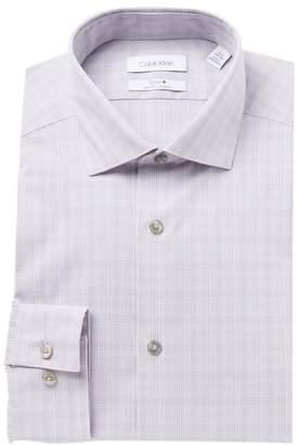 Calvin Klein Slim Fit Stretch Steel+ Dress Shirt