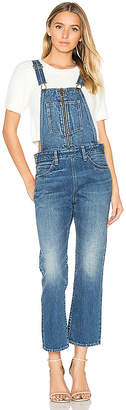 LEVI'S Orange Tab Overalls $128 thestylecure.com
