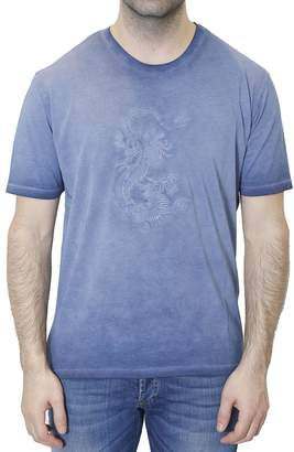 Alessandro Dell'Acqua Cotton T-shirt