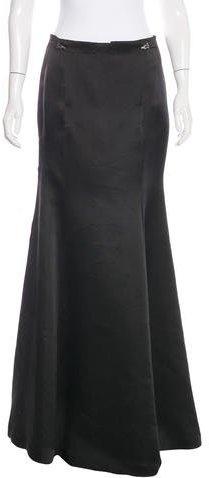 LanvinLanvin A-Line Maxi Skirt