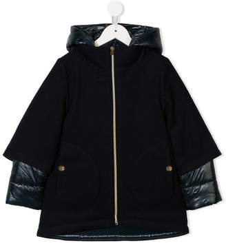 Herno Kids padded lined coat