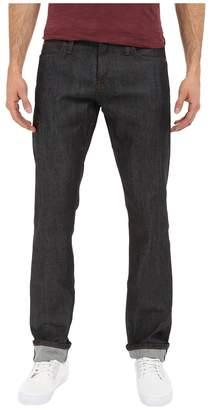 The Unbranded Brand Skinny in 11 OZ Indigo Stretch Selvedge Men's Jeans