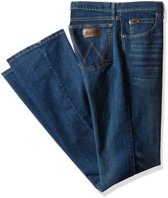Wrangler Men's Size 20X Tall Competition Slim Fit Barrel Jean 29x38