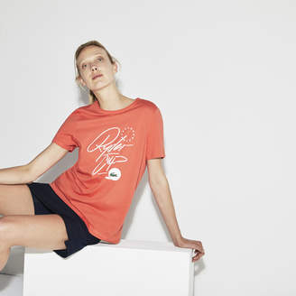 Lacoste (ラコステ) - 『RYDER CUP』 ジャージー Tシャツ (半袖)
