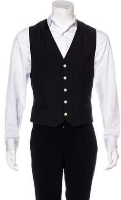 Marc Jacobs Wool Suit Vest
