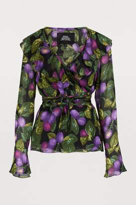 Marc Jacobs Low-cut blouse