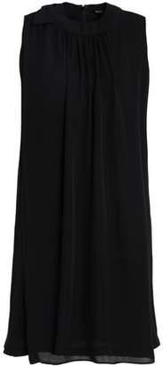 Raoul Silk Crepe De Chine Mini Dress