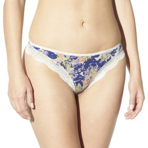 Gilligan & O'Malley Women's Modal with Lace Thong - Gilligan & O'Malley®