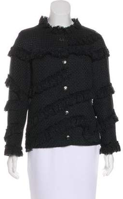 Chanel Paris-Dallas Tweed Jacket