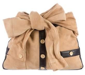 Chanel 2015 Suede Girl Bag