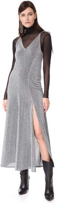MLM LABEL Miami Tie Slip Dress $210 thestylecure.com