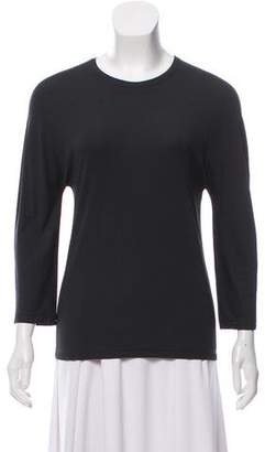 Calvin Klein Collection Long Sleeve Knit Top w/ Tags