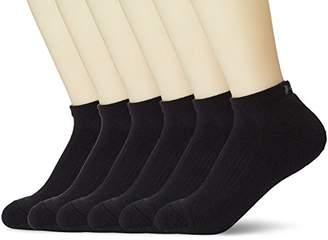 Kold Feet Women's Athletic 6-Pair Low Cut Sock