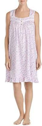Eileen West Sleeveless Short Gown