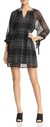 Vero Moda Anja Plaid Dress
