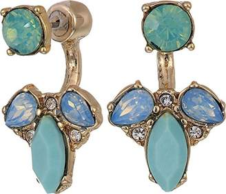 Marchesa Women's / Multi Floater Earrings Jacket