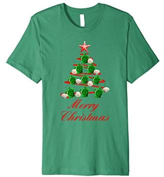 A Beachy Merry Christmas T-Shirt