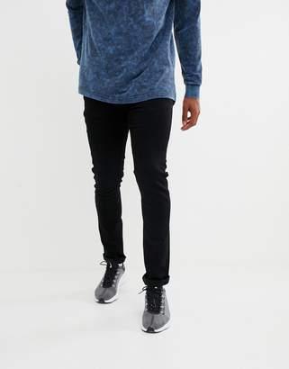 Voi Jeans Skinny Jeans In Black