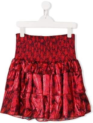 Little Marc Jacobs TEEN short frilled skirt